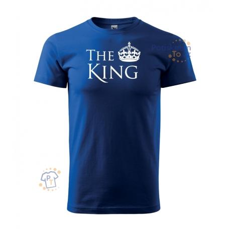 Pánské tričko - The King
