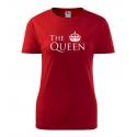 Dámské tričko - The Queen