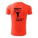 Pánské sportovní tričko - Neběhejte za mnou