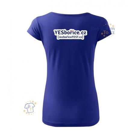 Dámské tričko - Yesbořice FEST