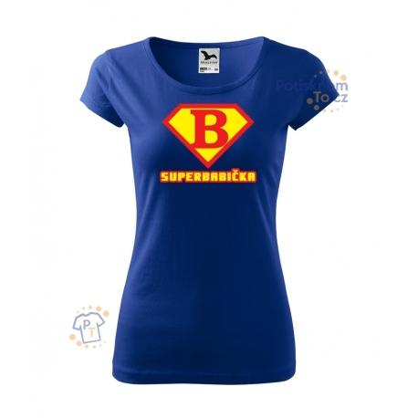 Dámské tričko - Superbbička