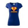 Dámské tričko - Superbabička