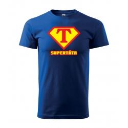 Pánské triko - Supertáta