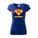 Dámské triko - Supermáma