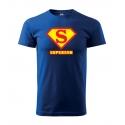 Pánské triko - Supersyn