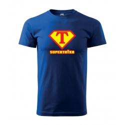 Pánské triko - Supertaťka