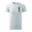 Pánské triko - Karetní král