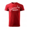 Dětské triko - Radostné Vánoce