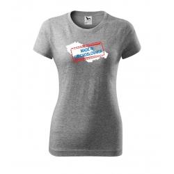 Dámské tričko - Made in Czechoslovakia