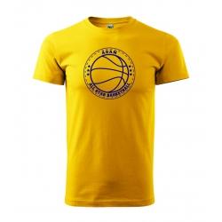 "Dětské triko - All star basketball ""vlastní jméno"""