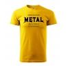 Pánské tričko - Poslouchám METAL